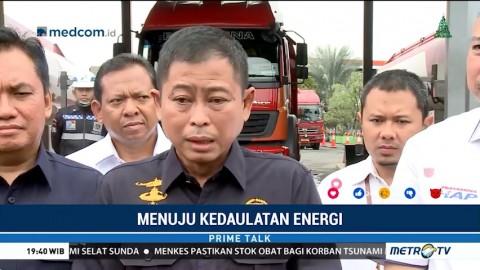 Menuju Kedaulatan Energi (2)