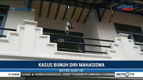 Dua Mahasiswa Tingkat Akhir di Jawa Barat Ditemukan Tewas