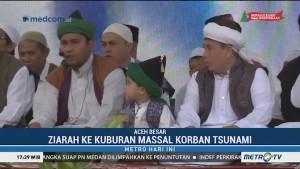 Masyarakat Aceh Berzikir untuk Peringati 14 Tahun Tsunami