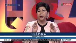Awal Mula Titiek Puspa Ditunjuk Jadi Penyanyi Istana