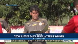 Persija Jakarta Perpanjang Kontrak Stefano Cugurra