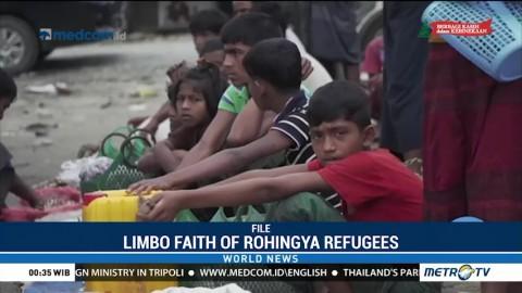 Rohingya End Hard Year Still in Limbo