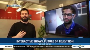 Interactive TV Lets Viewers Choose Plot and Story Lines