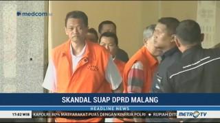 KPK Limpahkan Berkas Perkara 12 Anggota DPRD Malang