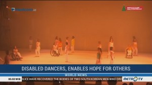 Disabled Dancers, Enables Hope for Others