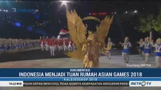 Kaleidoskop Olahraga 2018: Indonesia Jadi Tuan Rumah Asian Games