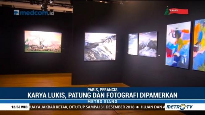 Karya Seniman Indonesia di Pameran Dunia