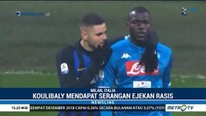 Inter Milan Kena Sanksi Akibat Rasisme