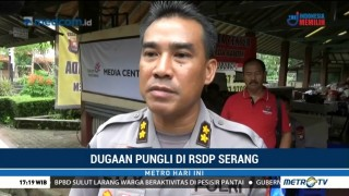 Polisi Dalami Dugaan Pungli di RSDP Serang ke Korban Tsunami