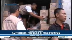 Media Group Salurkan Bantuan untuk Korban Tsunami Selat Sunda