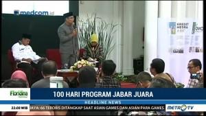 100 Hari Program Jabar Juara, Ini Inovasi Ridwan Kamil