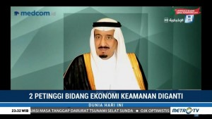Bongkar Pasang Pemerintahan Arab Saudi