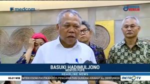 Menteri PUPR Benarkan Penjabatnya kena OTT KPK