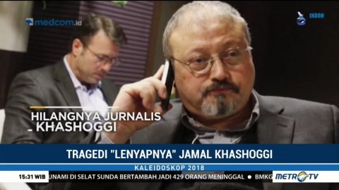 Kaleidoskop Internasional 2018: Kematian Khashoggi
