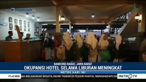 Jelang Tahun Baru, Okupansi Hotel di Lembang Capai 80%