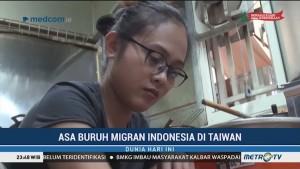 Asa Buruh Migran Indonesia di Taiwan