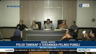 3 Orang jadi Tersangka Pungli  Jenazah Tsunami