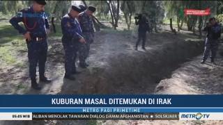 Polisi Irak Kembali Temukan Kuburan Massal