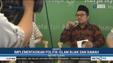 Jokowi Dinilai Tegas Melawan Arus Islam Radikal