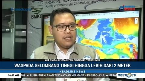 Waspada Angin Kencang di Jawa Barat dan Ibu Kota