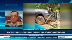 Polisi Pastikan Kelompok Ali Kalora Dalang Penembakan di Sulteng