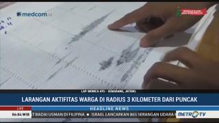 Aktivitas Gunung Merapi Normal, Warga Tetap Diimbau Menjauh