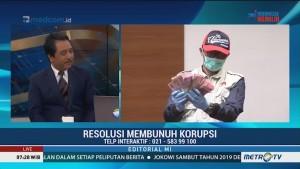 Bedah Editorial: Resolusi Membunuh Korupsi