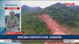 BNPB: Potensi Longsor Susulan di Sukabumi Cukup Tinggi