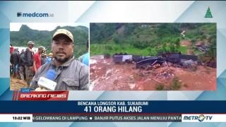 Penjelasan Saksi Mata saat Membantu Evakuasi Longsor di Sukabumi