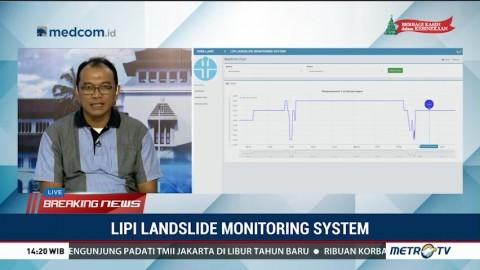 Ukur Potensi Longsor dengan LIPI Wise-Land