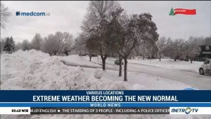 Extreme Weather Becoming the New Normal