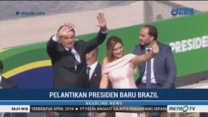 Brasil akan Pindahkan Kedubes untuk Israel ke Yerusalem
