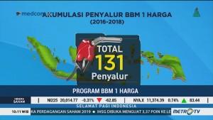 Program BBM Satu Harga Telah Menjangkau 131 Penyaluran