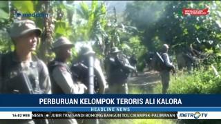 Polisi Terus Buru Kelompok Teroris Ali Kalora