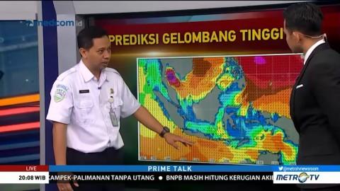 Januari Puncak Musim Hujan Indonesia