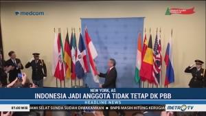 Indonesia Kembali Jadi Anggota Tidak Tetap DK PBB