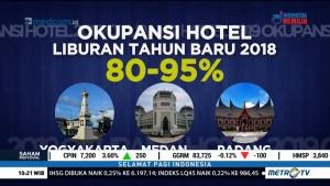 Libur Tahun Baru, Okupansi Hotel di Indonesia Capai 100%
