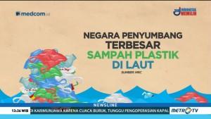 Data Fakta Sampah Plastik di Indonesia