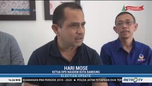 DPD NasDem Bandung Laporkan Pembakaran Bendera ke Bawaslu