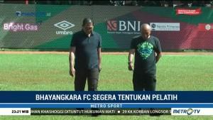 Calon Pelatih Bhayangkara FC Mengerucut ke Dua Nama