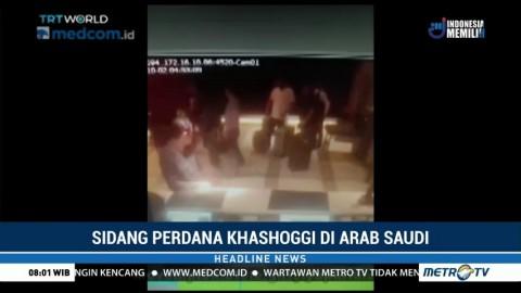 5 Tersangka Pembunuh Khashoggi Dituntut Hukuman Mati