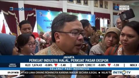 Pemerintah Pacu Perkembangan Industri Halal