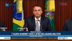 Presiden Baru Brasil Bentuk Kabinet