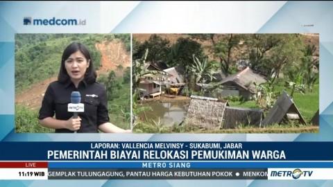Korban Longsor di Sukabumi akan Direlokasi