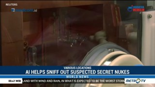 Artificial Intelligence Helps Sniff Out Suspected Secret Nukes