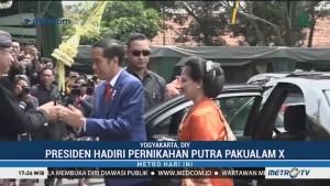 Akhir Pekan Presiden Jokowi