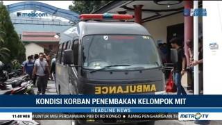 Polisi Korban Penembakan Dirujuk ke RS Sanglah