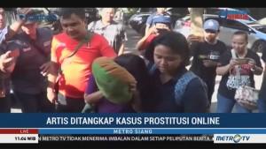 Lima Saksi Prostitusi <i>Online</i> Masih Diperiksa