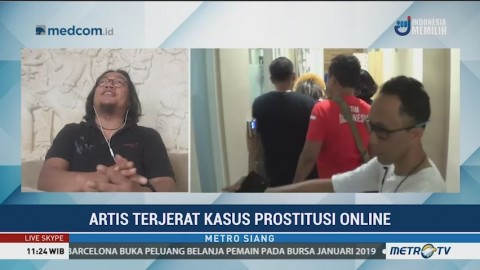 Kasus Prostitusi <i>Online</i>, Tarif VA Termasuk Kalangan Menengah