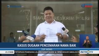 Caleg PKB Laporkan Tengku Zul